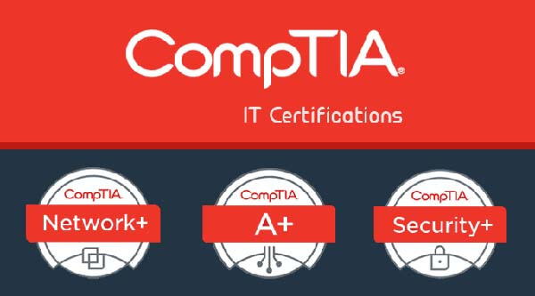 comptia certification training course