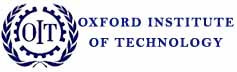 OXFORD INSTITUTE OF TECHNOLOGY Logo